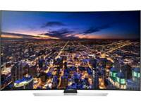 "Samsung 55"" UE55HU8500 Curved 4K Ultra HD Smart 3D LED TV"