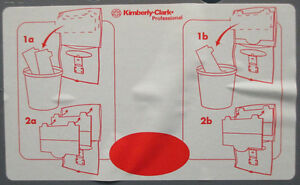 Kimberly-Clark Professional Toilet Seat Cover Dispenser 09506-20 Stratford Kitchener Area image 9