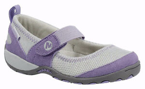 Merrell Kids' Mimosa Mary Jane Sport Shoe Size 11.5, New