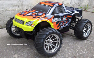 New Nitro RC Truck HSP 1/10 Scale 2.4G  4WD City of Toronto Toronto (GTA) image 10