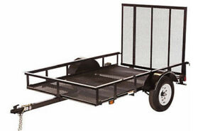 Looking for a Utility Trailer 4x8