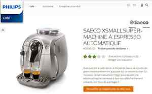 Xsmall Super-automatic espresso machine HD8745/57 Saeco Philips