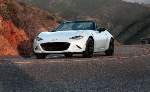 Lighter 2016 Mazda Miata Gets 25 Percent Better Fuel Efficiency