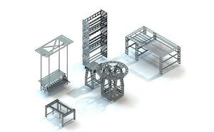 2D - 3D Drawing Conversions / Fabrication Pkgs / 3D Printer stl Prince George British Columbia image 5