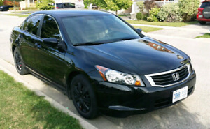 2008 HONDA ACCORD IN AMAZING CONDITION  DRIVES LIKE NEW