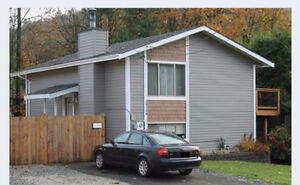 House for rent in East Abbotsford. 4 Bedrooms 2 bathrooms 1700sf