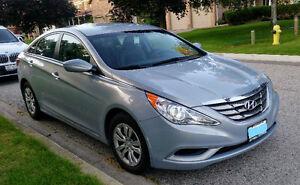 2011 Hyundai Sonata GLS - Silver Sky