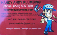 Handy Andy Gas Fitting  (TRI-CITIES)