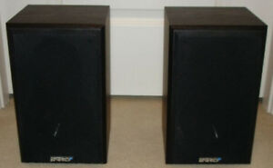 Energy Pro Series 1.5 bookshelf speakers