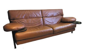 B&B Italia designer sofa and chaise