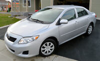 2010 Toyota Corolla CE ENHANCED CONVENIENCE PACKAGE