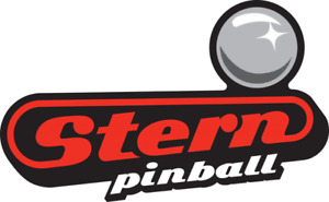 Stern Pinball @ JAY RICHARDSON PINBALL INC. 25 Years!