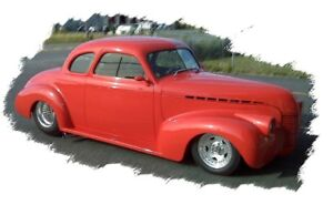 HOT ROD 1940 CHEVROLET PRO STREET