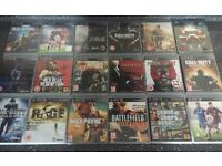 GREAT CHRISTMAS PRESENT - PS3 500GB SLIMLINE PLUS 18 GAMES & HEADSET
