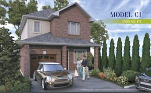 PRECONSTRUCTION 3 BEDROOM DETACHED HOME FOR SALE ON ASSIGNMENT