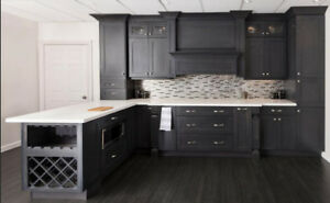 HOMESHOW Special- Solidwood Maple kitchen+Vanities on S-A-L-E!!!