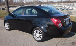 Practically brand new 2012 Chevy Sonic- less than 25K