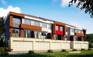 For Rent Brand new gorgeous stylish modern townhouse