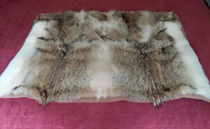 Pillows and Throws from fur coats Peterborough Peterborough Area image 3