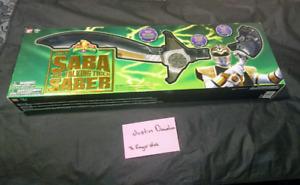 Legacy Saba Sword