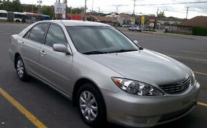 2005 Toyota Camry LE... With Only 53000 KM...