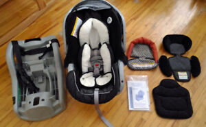 Baby Car Seat Graco Snugride 30 Classic Connect