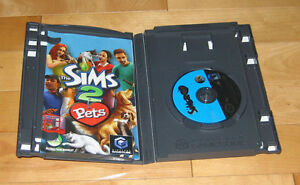 Sims 2 Pets for Gamecube Cambridge Kitchener Area image 2