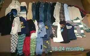 18-24 month boy lot