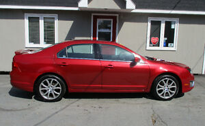 2012 Ford Fusion SEL All Wheel Drive