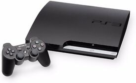 PS3 Excellent condition and 9 games - All original