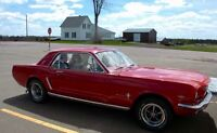 1965 FORD MUSTANG!!!