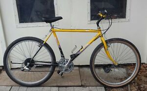 Mountain Bike For Sale, 21-inch Frame, 18-Speed, 26x195-Tires,