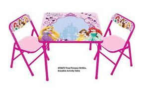 Wanted:  DISNEY Princess  Table and Chair Set