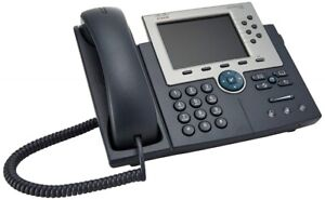 Unified IP Phone 7965 Gig Ethernet Color Spare