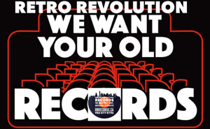 Used * Vinyl Record Collections * at Retro Revolution Records