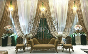 SOUTH ASIAN STYLE WEDDING DECORATIONS BY MADIHA
