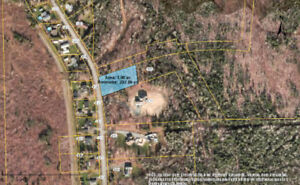 OWN 1 TO 2 ACRES OF CITY SERVICED LAND ON MCLEOD HILL!