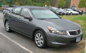 2008 Honda Accord EX Sedan with Sunroof !