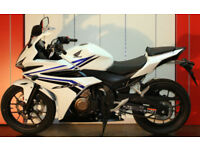 Honda CBR500 UNREGISTERED