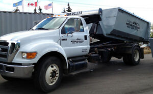 ***Calgary bin/dumpster rental***A+ Rating BBB Accredited***