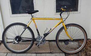 Mountain Bike For Sale, 21-inch Frame, 18-Speed, 26x195-Tires