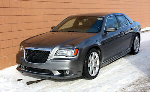 2012 Chrysler 300 SRT 8 Hemi V8 300C SRT8 Sedan
