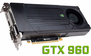 NVIDIA GeForce GTX 960 2GB DDR5 London Ontario image 1