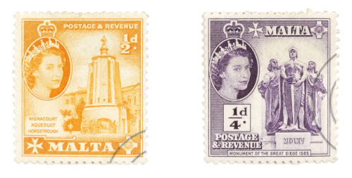What Are Pre-Decimal Elizabeth II Stamps?