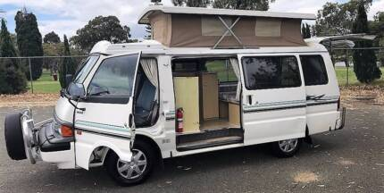 """MAZDA CAMPERVAN 4cyl """"ROAD-TRIP READY"""" only $12,990 or $78pw*"""