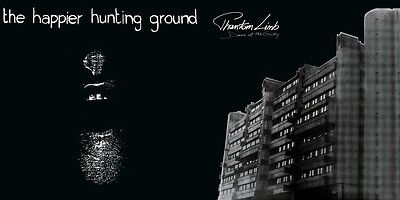 THE HAPPY HUNTING GROUND / PHANTOM LIMB Split LP VINYL+CD 2015 LTD.500