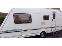 Swift Abbey 4 Berth Luxury Touring Caravan Ace Sterling Group. BARGAIN