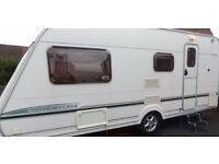 Swift Abbey 4 Berth Luxury Touring Caravan Ace Sterling Group. REDUCED