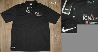 HPE Ignite Nike Golf Dri-Fit Polo Shirt size XL New with tags