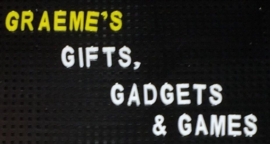 Graemes Gifts, Gadgets & Games